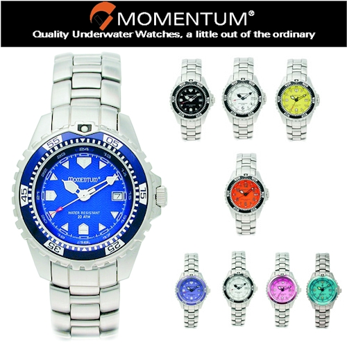 Momentum M1 Steel Watch