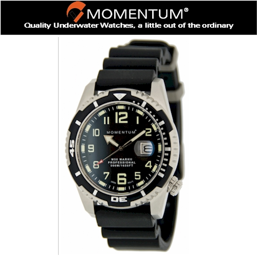 Momentum 500m M50 Mark II Watch
