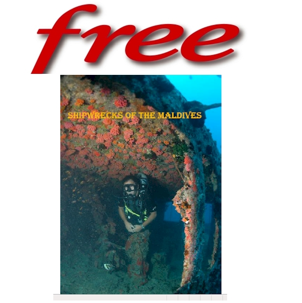 Peter Collins Shipwrecks of the Maldives E-Book Download
