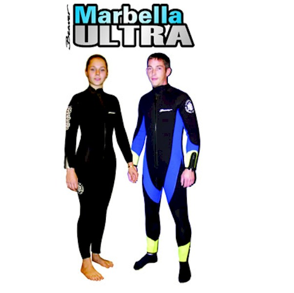 Beaver Marbella Ultra Full Suit OLD STOCK