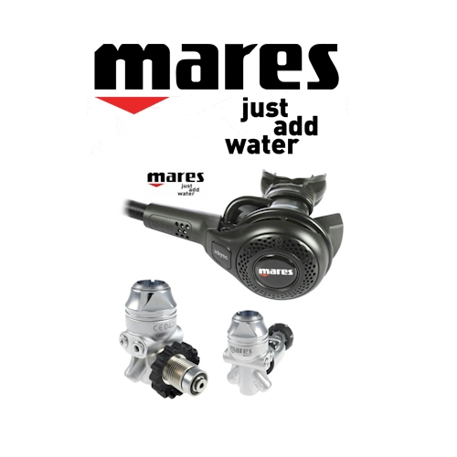 Mares Abyss 22 NAVY Regulator