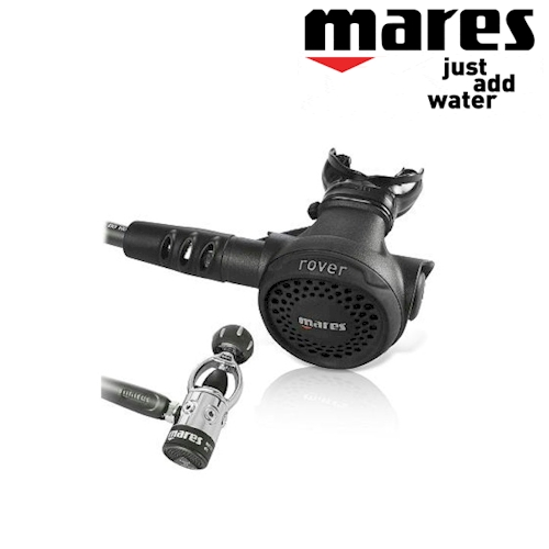 Mares Rover 12S Regulator A-CLAMP
