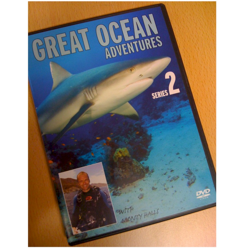 Monty Halls' Great Ocean Adventures Series 2