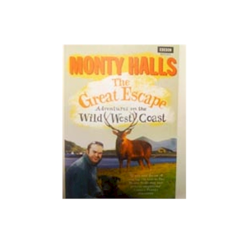 Monty Halls' The Great Escape Adventures on the Wild West Coast