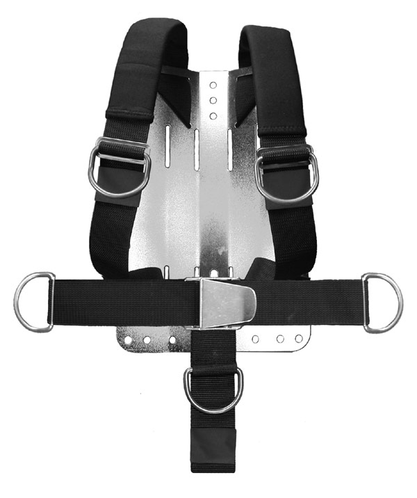 Apeks Deluxe 1-Piece Harness