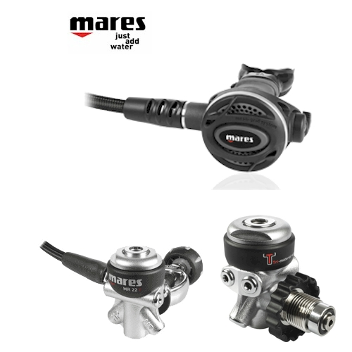 Mares Prestige 22 DPD Regulator