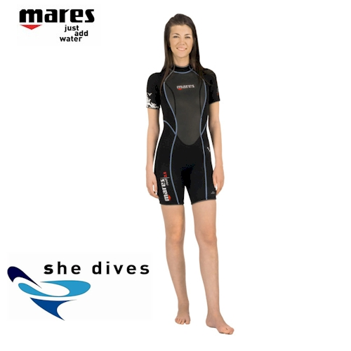 Mares Reef She-Dives Shorty 2.5mm