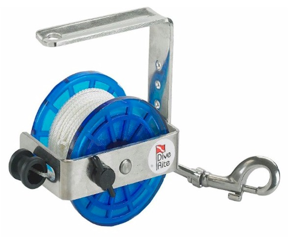 RE4100 DIVE-RITE SIDEWINDER SAFETY REEL