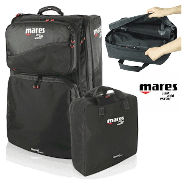 Mares Cruise Roller Backpack Bag