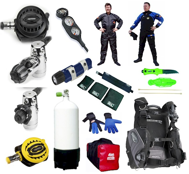 Sport Diver Package *BEST BUY*