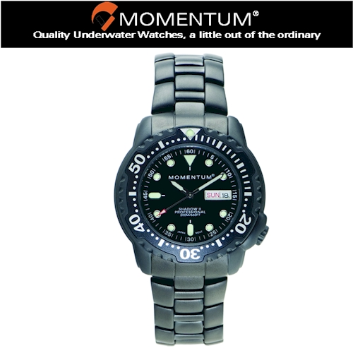 Momentum Shadow II S/S Watch