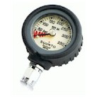 Suunto Pressure Gauge - SM36 - Module Only with rubber boot