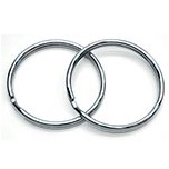 Beaver Small 38mm Split Rings Pair SPR S