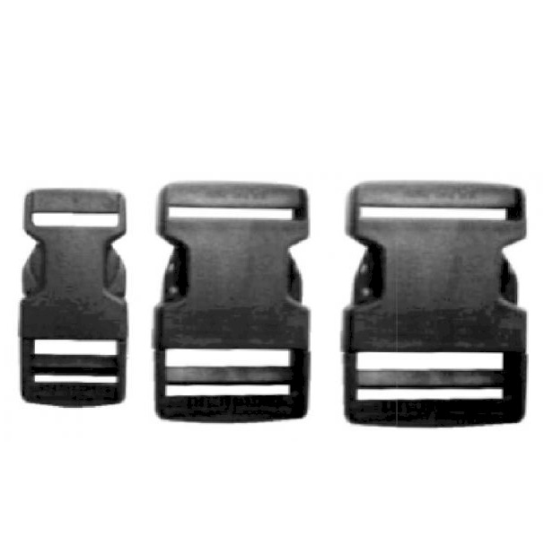 Beaver 25mm Side Release Buckles SRB 25