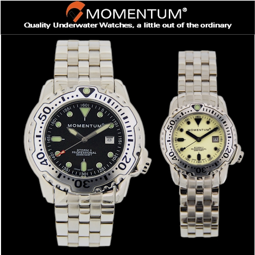 Momentum Storm II Series S/S Watch