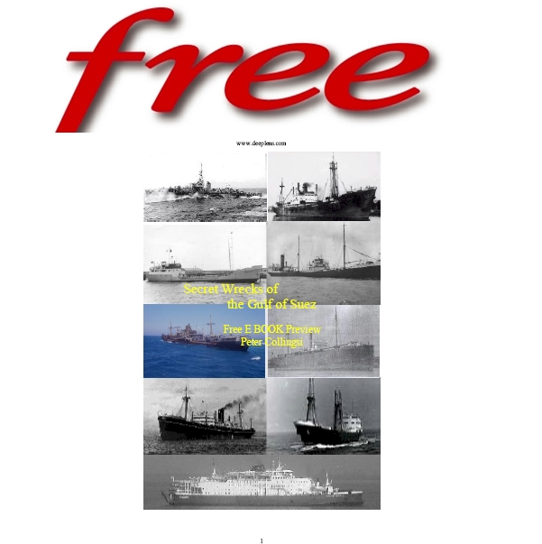 Suez Shipwrecks Free Download