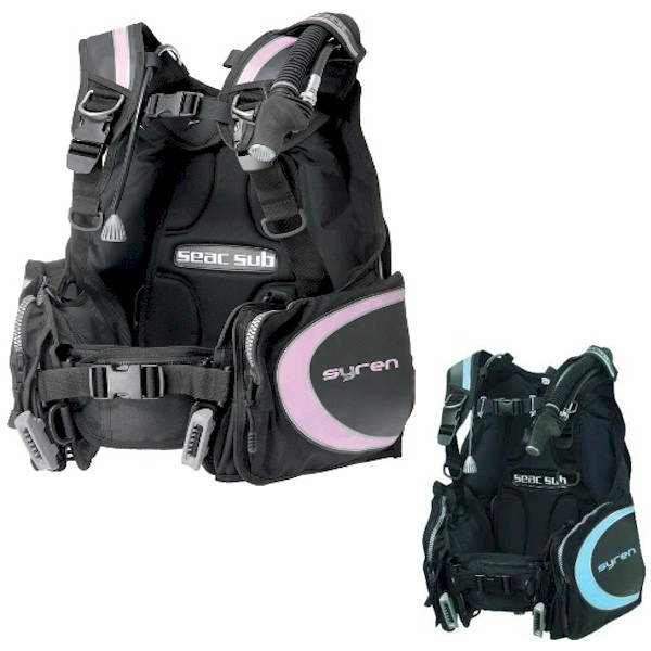 Seac Sub Ladies Syren BCD