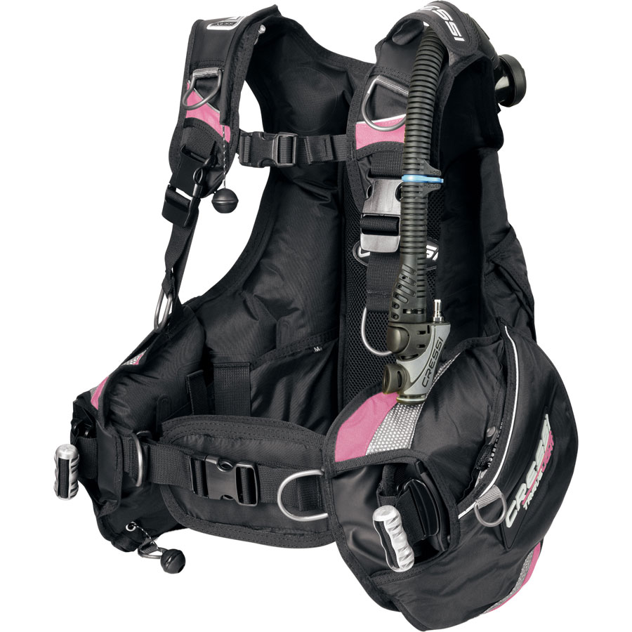 Cressi Travelight Lady BCD